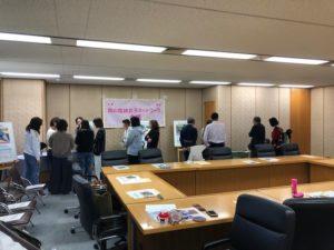 京の農林女子便利商品開発商品発表会