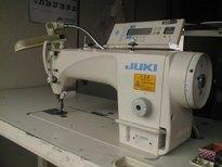 1本縫い自動糸切りミシン