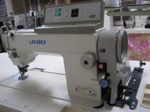 自動糸切付き本縫い差動上下送りミシンDLU5490N-6
