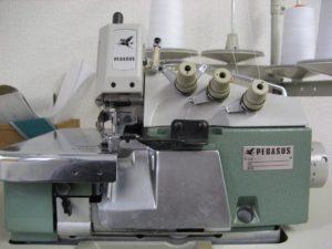 オーバーロックミシン PEGASUS L152-12